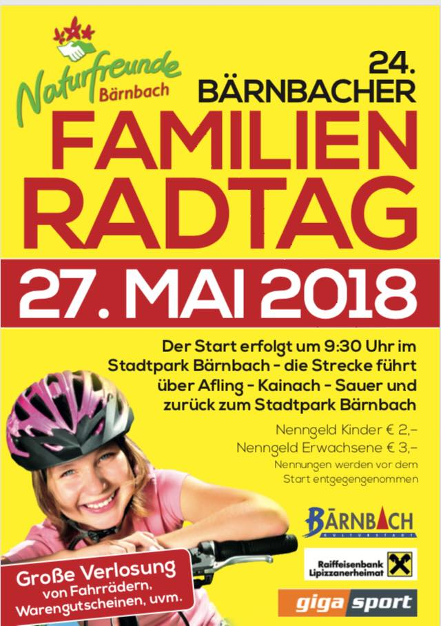Familienradtag 2018