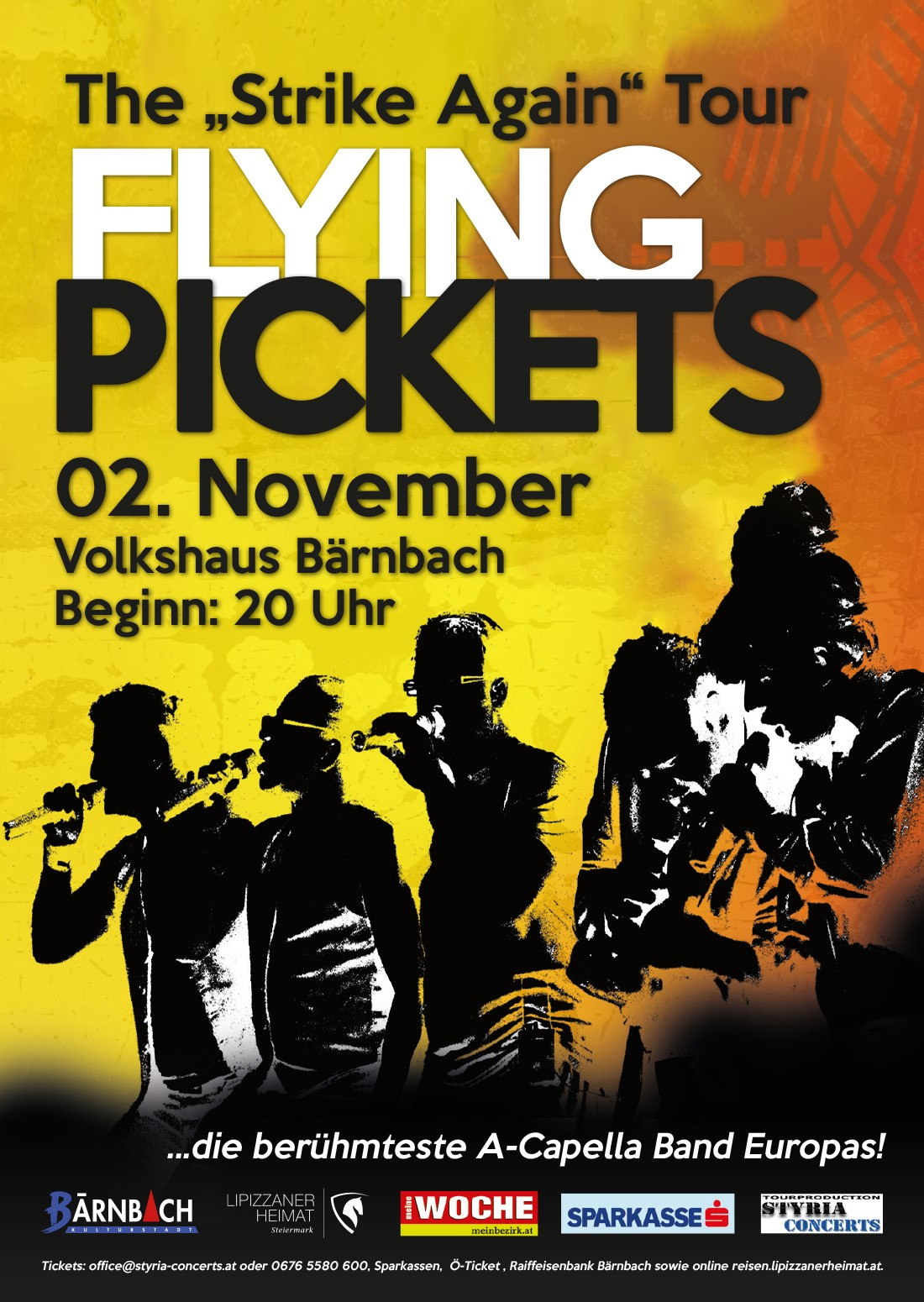 Flying pickets 02